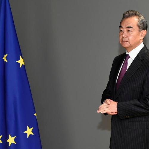 China and EU to speed up negotiation on investment agreement