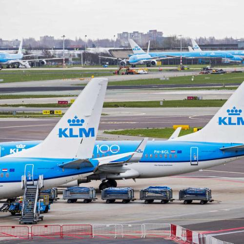 KLM to increase number of flights through October
