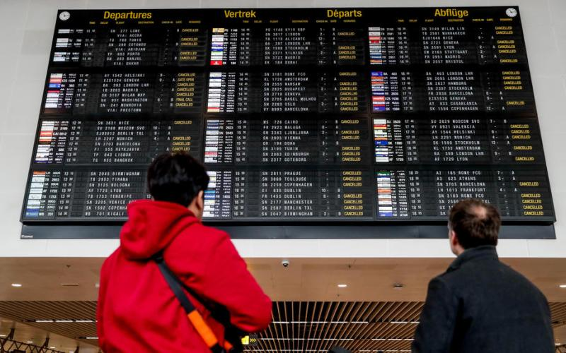 Global air traffic will not return to pre-coronavirus level until at least 2024