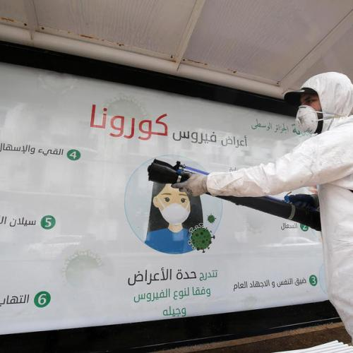 Algeria tightens travel restrictions to limit coronavirus infections