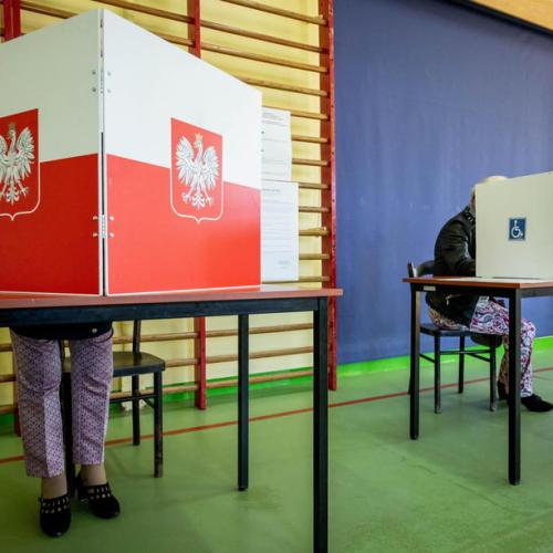 Poland votes in final phase of presidential election