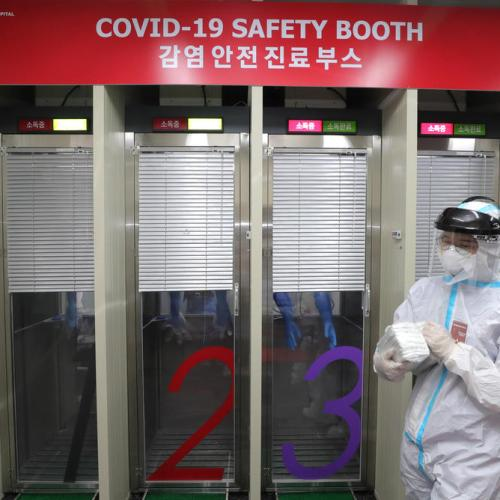 South Korea finds just one case of coronavirus antibodies out of 3,000 tested
