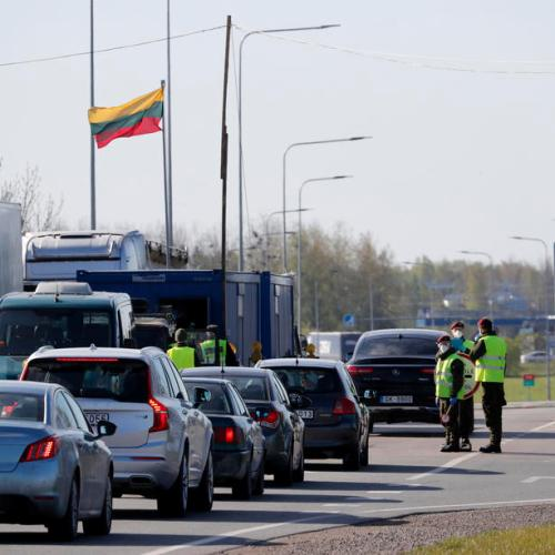 Lithuania bans arrivals from Bulgaria and Romania