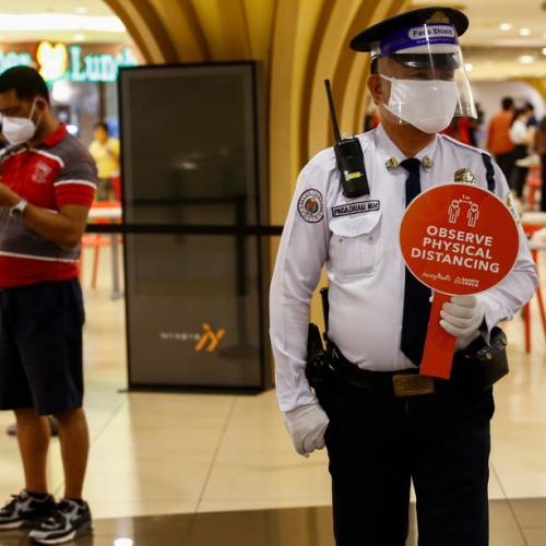 Philippines reports 65 new coronavirus deaths