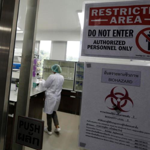 Thailand plans November human testing for potential coronavirus vaccine