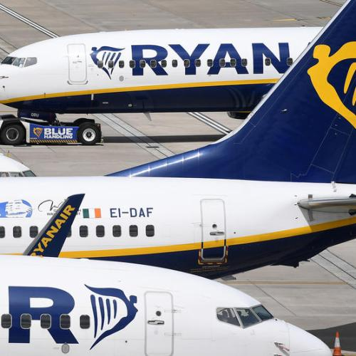 Ryanair extends removal of flight change fee to all new September bookings