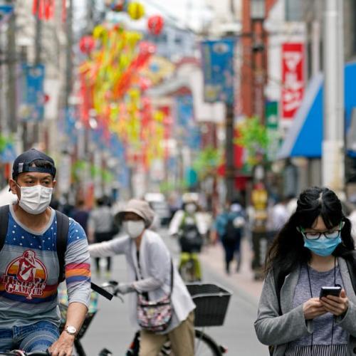 Tokyo coronavirus cases hit record daily high