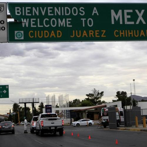 Mexico to step up border vaccinations to get frontier back to normal