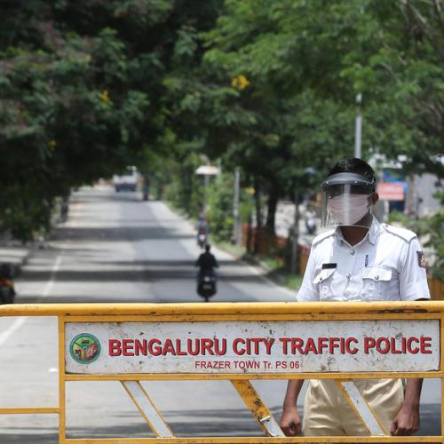 India IT hub Bangalore in lockdown as cases rise