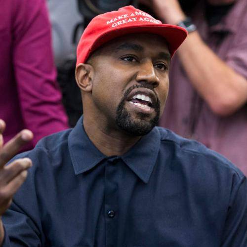 Kanye West launches Presidential campaign