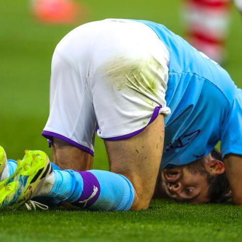 Guardiola struggles to understand City's defeats