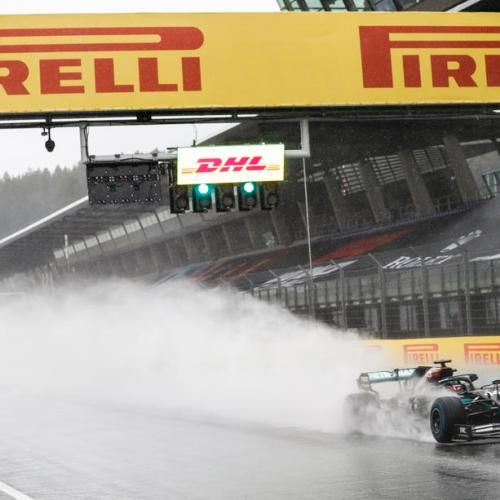 Hamilton takes pole position in Austria's Grand Prix