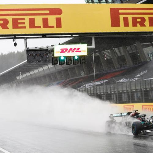 Hamilton takes pole position in Austria's Grand Prix