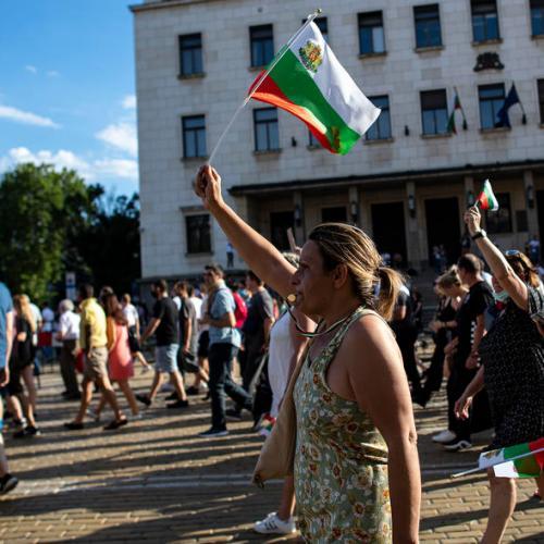 Bulgaria's president calls on 'mafia'-style government to resign