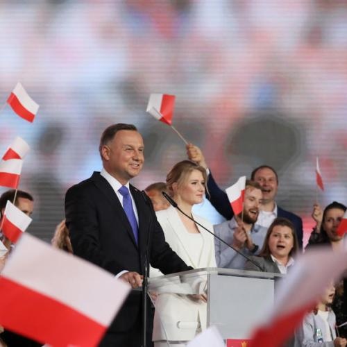 Poland's Duda wins presidential vote