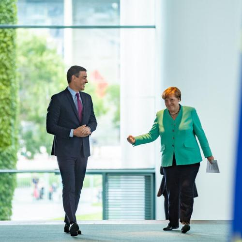 Time is pressing on EU leaders to agree budget, recovery fund -Merkel