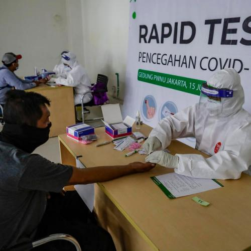 Indonesia overtakes China with highest coronavirus cases in East Asia