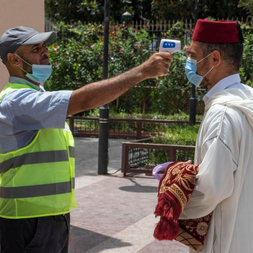 Morocco shuts down major cities after spike in coronavirus cases