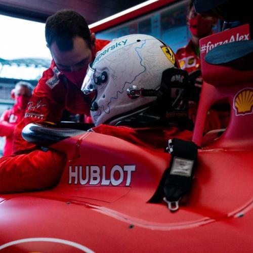 Ferrari restructures its F1 technical department