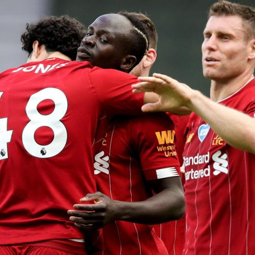 Liverpool end season with 3 – 1 victory against Newcastle