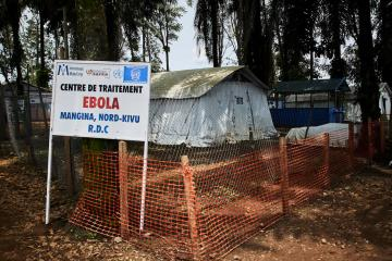 WHO warns new Ebola outbreak in Congo faces funding gap
