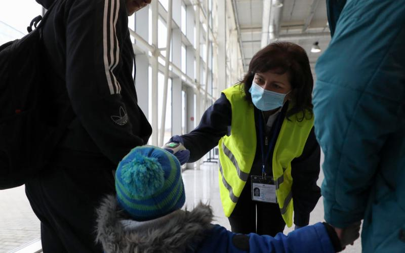 Ukraine bans non-Ukrainian arrivals from India from May 2