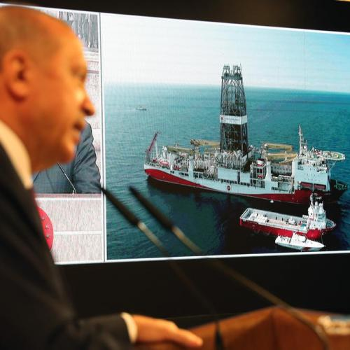 Turkey announces biggest natural gas discovery in Black Sea field