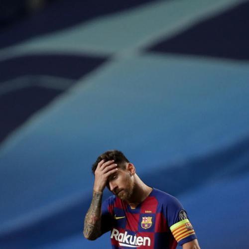 Bayern Munich humiliates Barcelona in 8 – 2 win