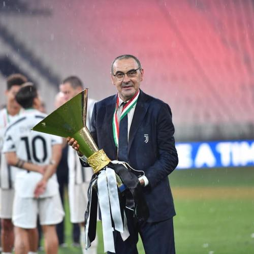 Maurizio Sarri sacked from Juventus job