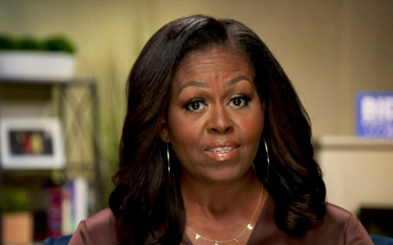 """""""Being president doesn't change who you are. It reveals who you are."""" – Michelle Obama"""