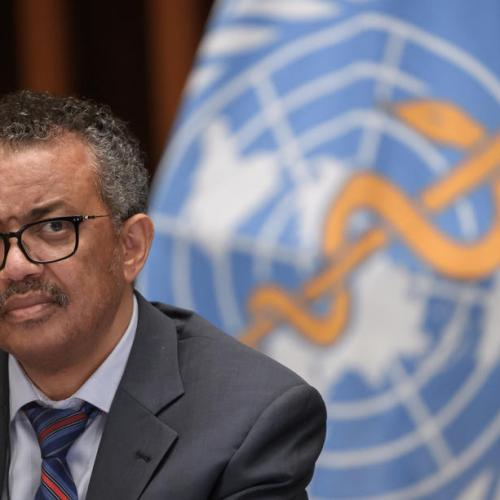 WHO chief Tedros plans to seek re-election – Stat News