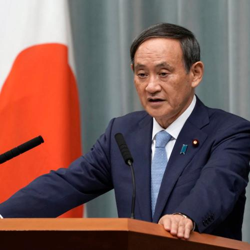 Japan PM Suga's ratings hit record lows as party leader race looms
