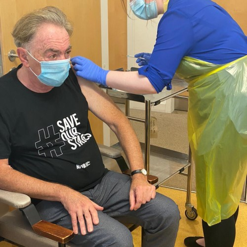 Andrew Lloyd Webber volunteers for Oxford's vaccine trial