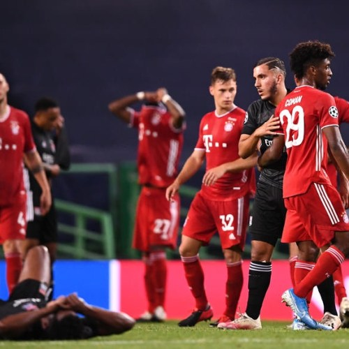 Bayern Munich to face PSG for UCL top prize