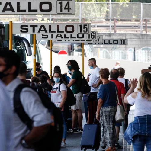 Cases of coronavirus continue to increase sharply in Italy