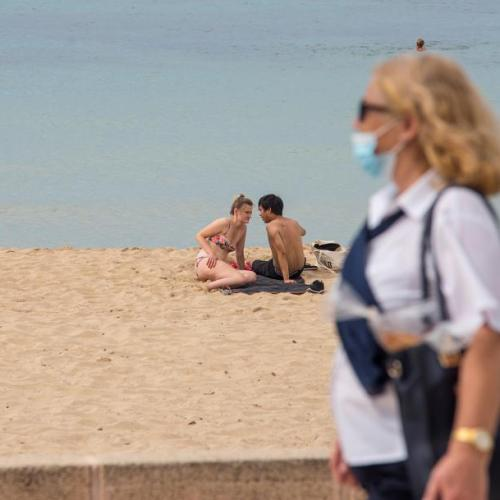 Most British, French, Germans would skip holiday if tests, masks involved – survey
