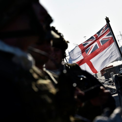 UK armed forces asked to help deal with migrant boats crossing Channel