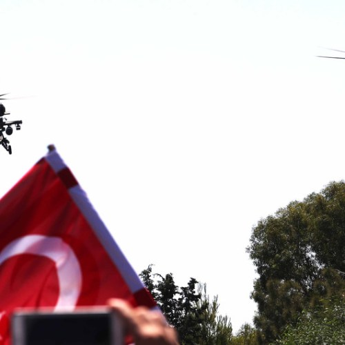 Turkey to hold military drills in eastern Mediterranean