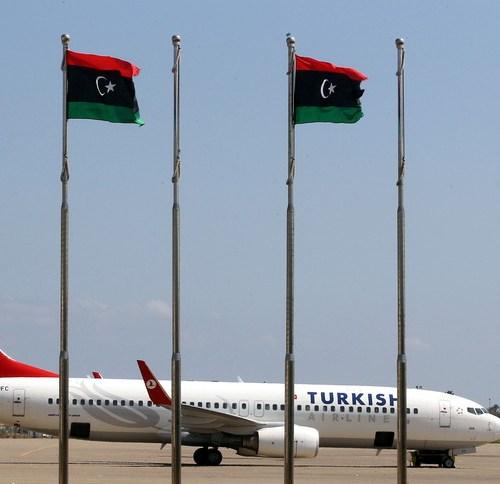 Libya's Mitiga Airport resumes flights