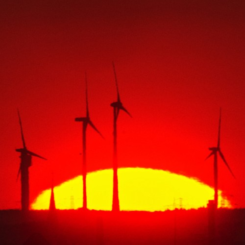 Wind and solar produced 10% of global electricity