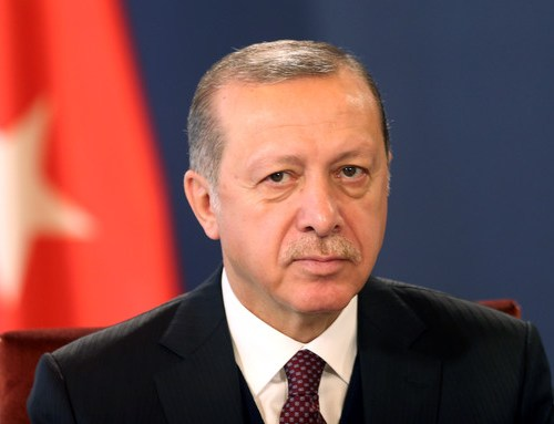 Turkey's Erdogan says only solution in Mediterranean is dialogue