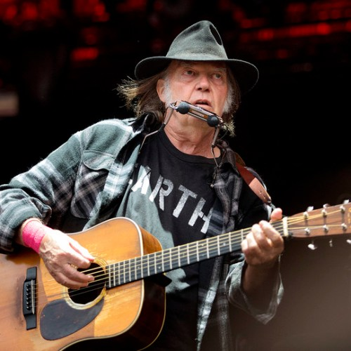 Neil Young sues Trump campaign over repeated use of his songs