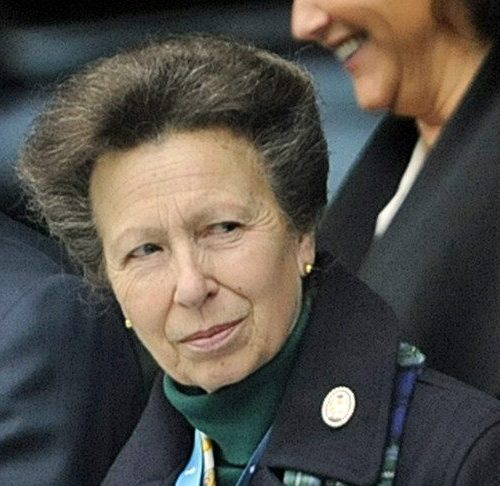 Britain's Princess Anne turns 70 with low key celebration