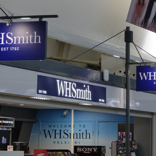 WH Smith could cut 1,500 jobs in UK restructuring