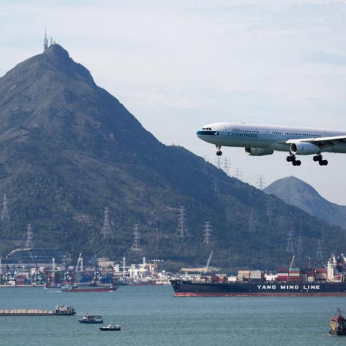 Cathay posts record loss, sees no quick rebound in passenger demand