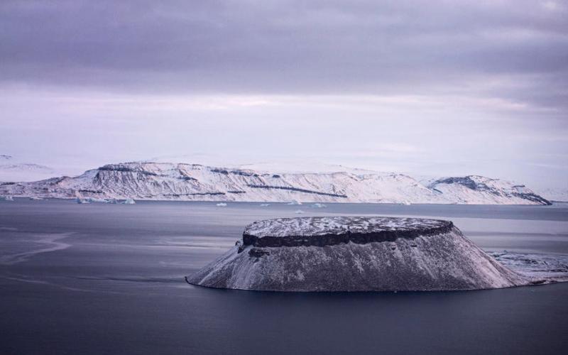 Study finds Greenland ice has shrunk beyond return