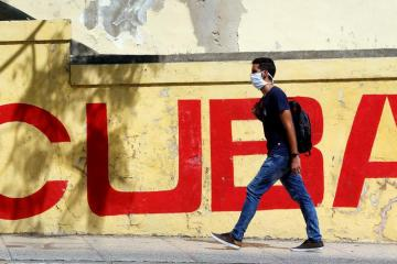 Cuba declares curfew in Havana as COVID-19 surges