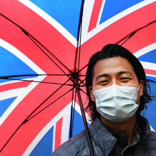 Britain's economy will not reach pre-pandemic size for at least two years