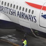 British Airways Dreamliner 787 nose collapses  at Heathrow Airport