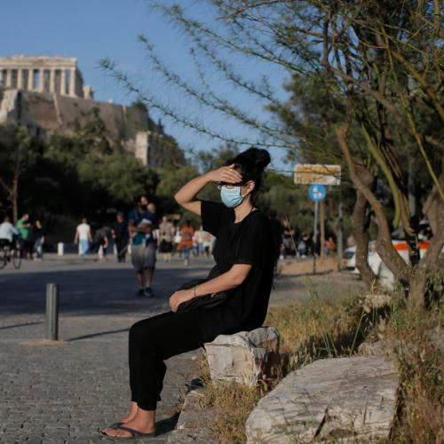 Greece reports new spike in COVID-19 cases